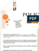 Fiscal Policy(2)