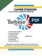 Pt Sayange Turbin (Kelompok 2)