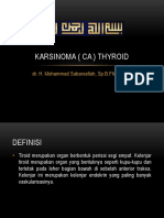 CA Thyroid