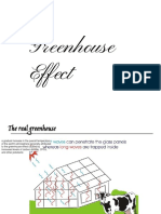 Lecture Greenhouse Effect