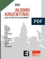 Capitalismo Argentino ¿Una vez más en la Encrucijada? Fundación Rosa Luxemburgo