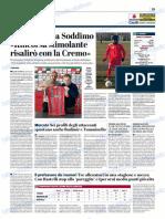 La Provincia Di Cremona 10-01-2019 - Serie B