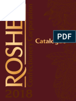 Catalogue Roshen Malaysia 2018/2019