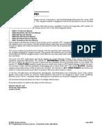 2008 Arctic Cat 400 4X4 ATV Service Repair Manual.pdf