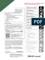 2008 Honda Accord V6 Service Repair Manual.pdf