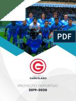 Deportivo Garcilaso 2019 - 2020