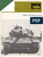 (AFV Weapons Profile No. 63) Richard M. Ogorkiewicz - AMX-30 Battle Tank-Profile Publications Ltd. (1973).pdf