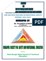 Rajdeep Project on Fire Risk Analysis in Power Plant