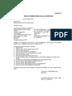 Form 1. Perpanjangan Str Dpd Pontianak