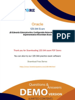 How to Pass Oracle 1Z0-344 Exam Dumps in First Attempt