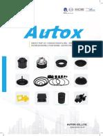AUTOX Catalog