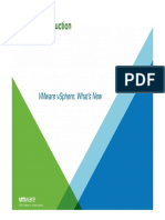 VMware Vsphere Whats new 6.5