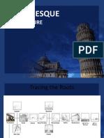 1.0 Romanesque Italy