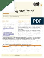 Smoking Statistics ASH Fact Sheet November 2018