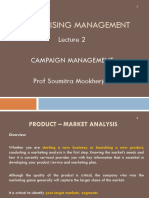 Advertising MANAGEMENT Lecture 2[1]