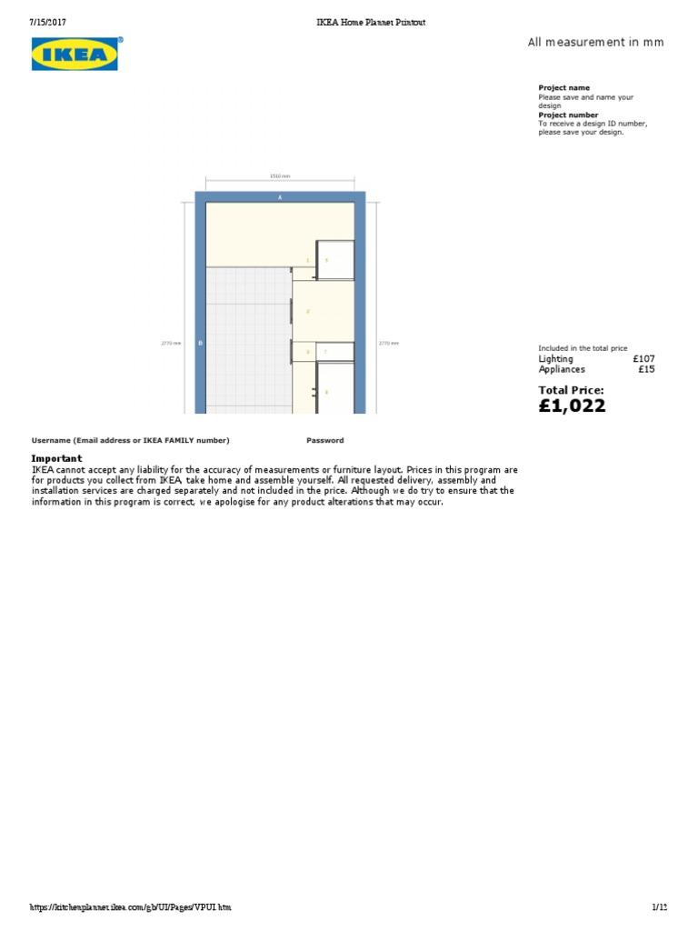 Home Planner Countertop Sink