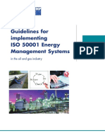 Guidelines ISO 50001