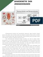 Farmakokinetik Dan Farmakodinamik