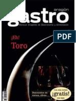 Balneario Termas Pallarés en Revista Gastro Aragón