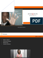 Apresentação Da Empresa Tecnol -MAXAM