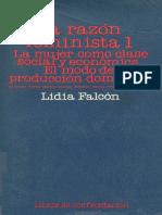 Lidia Falcón - Mujer como clase