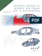 Ansa Meta for Durability Brochure