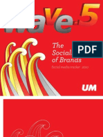 UM Wave 5 Study- The Socialization of Brands