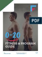 Fitness Program Guide