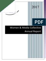 WMC Annual Report 2017