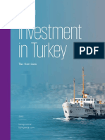 Investment in Turkey 2018