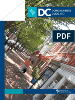 Doing Business in DC Guide