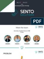 Smart Energy Token project - Sento Solutions Dubai presentation