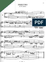 Bach Preludi