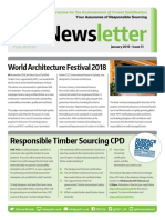 PEFC Newsletter January 2019 Edtion