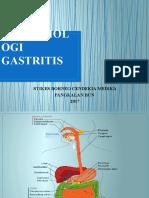Gastritis & Ulkus