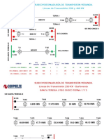 Definitivo Diagramas unifilares 230 Y 400 KV con torres 2013.ppt