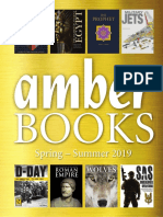Amber Spring/Summer 2019 Trade Books Publishing Catalog