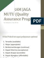 5 e PROGRAM JAGA MUTU (Quality Assurance Program).pptx