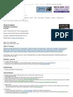 Pathology Outlines - Papillary Carcinoma - General