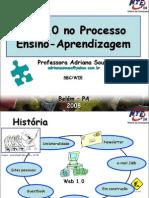 Web2 0 no Processo Ensino-Aprendizagem