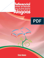 Alagoas Referencial Curricular Da Educacao Basica Da Rede Estadual de Ensino Do Estado de Alagoas Ciencias Humanas