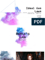 Ideal Gas Laws