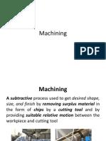 manu facturnig machining