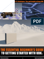 The Essential Beginner's Guide to Getting Started With UDK v1