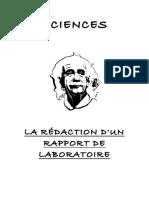 Redaction d Un Rapport de Laboratoire