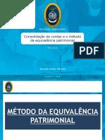SEG4018_Consolidação de Contas e o MEP
