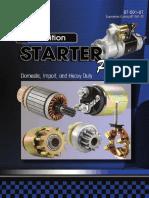 starter repair parts catalog