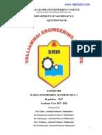 MA8151 Engineering Mathematics I