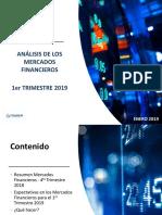 Analisis Mercados Financieros Enero 2019