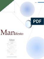 MANifesto (1) - Kosmos - Nature
